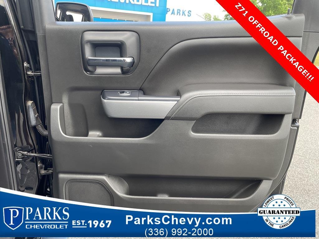2018 Chevrolet Silverado 1500 Crew Cab 4x4, Pickup #322237A - photo 32