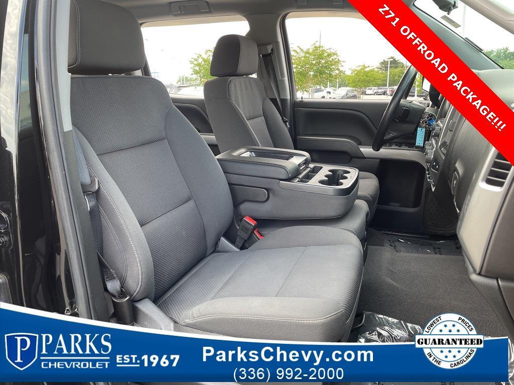 2018 Chevrolet Silverado 1500 Crew Cab 4x4, Pickup #322237A - photo 37