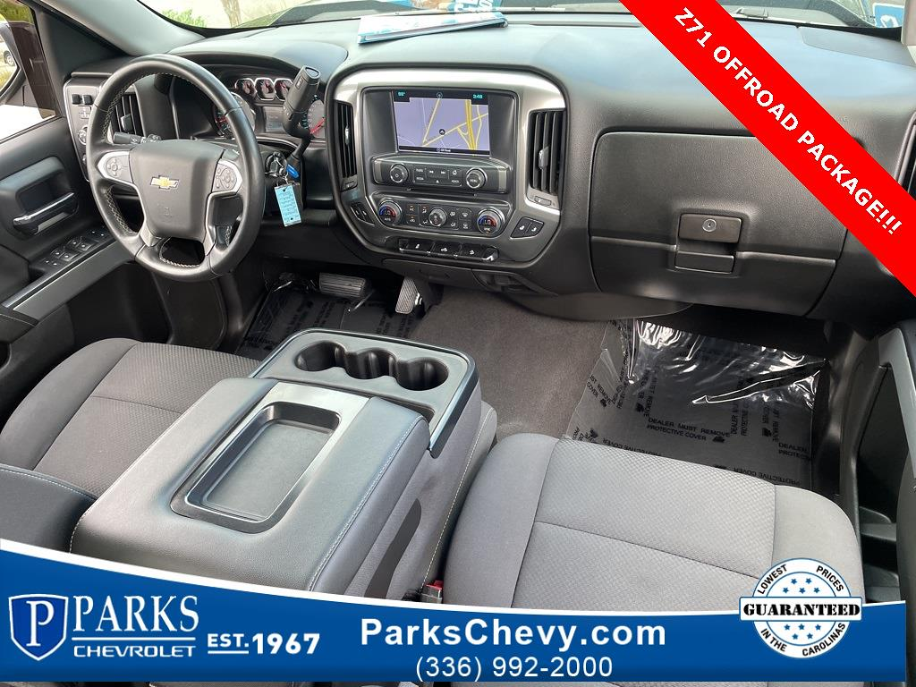 2018 Chevrolet Silverado 1500 Crew Cab 4x4, Pickup #322237A - photo 40