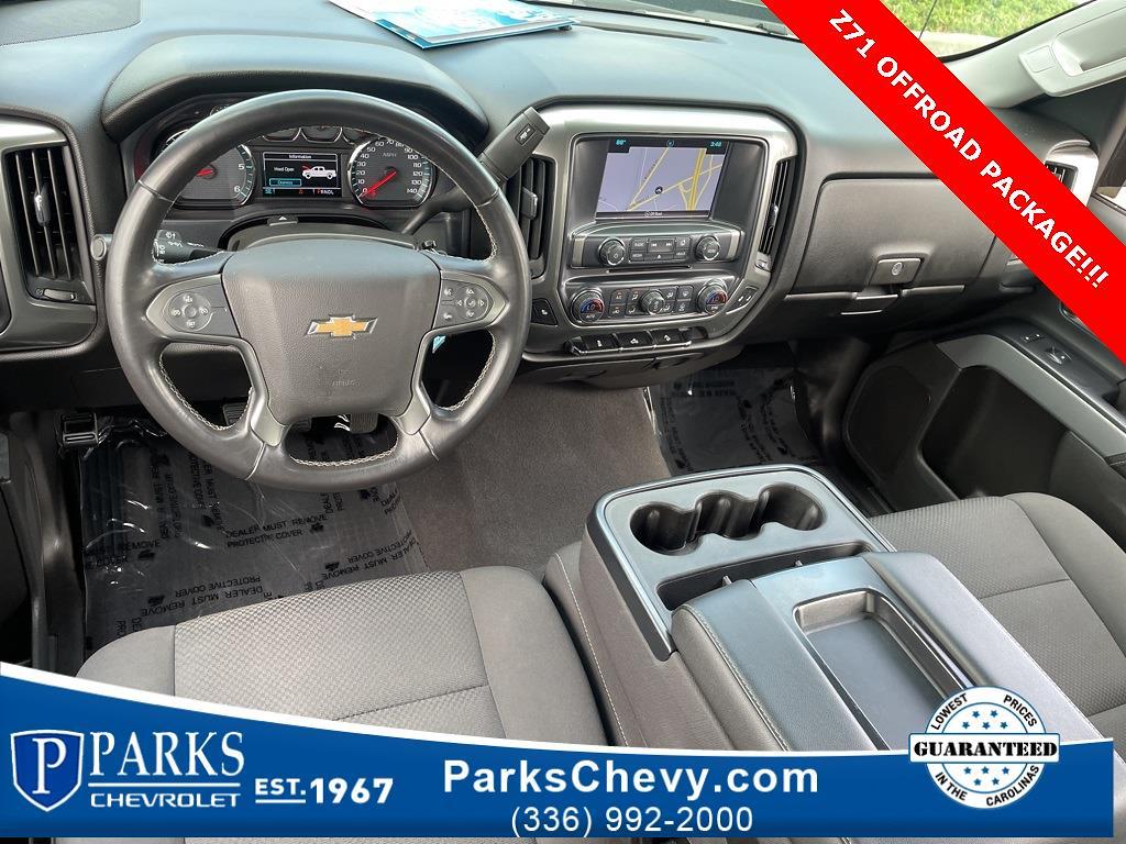 2018 Chevrolet Silverado 1500 Crew Cab 4x4, Pickup #322237A - photo 41