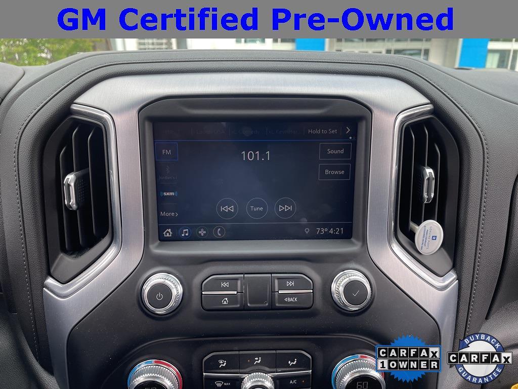 2021 GMC Sierra 1500 Crew Cab 4x4, Pickup #323499A - photo 16