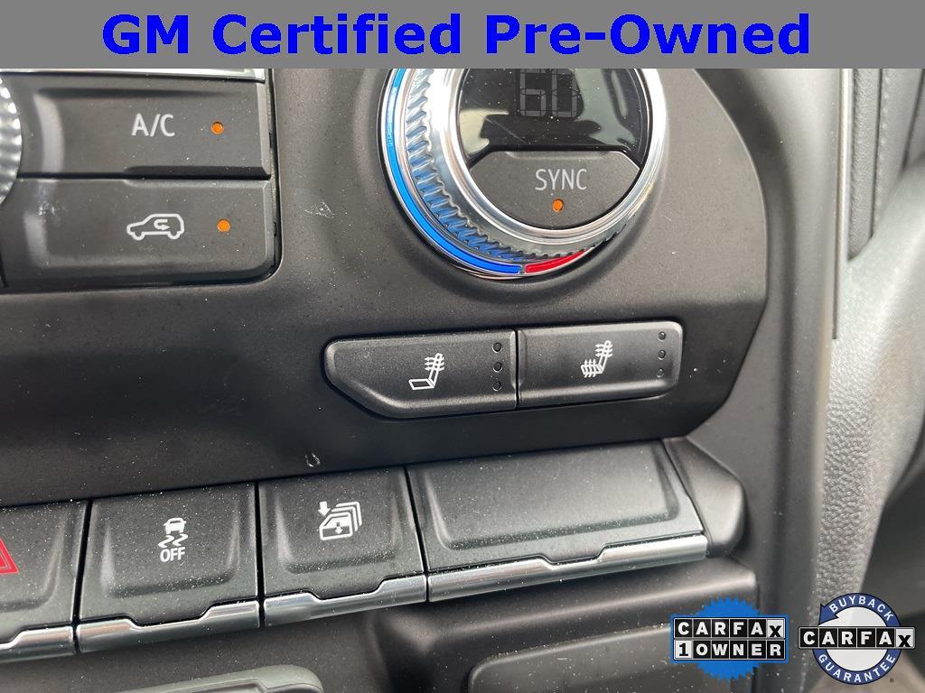 2021 GMC Sierra 1500 Crew Cab 4x4, Pickup #323499A - photo 20