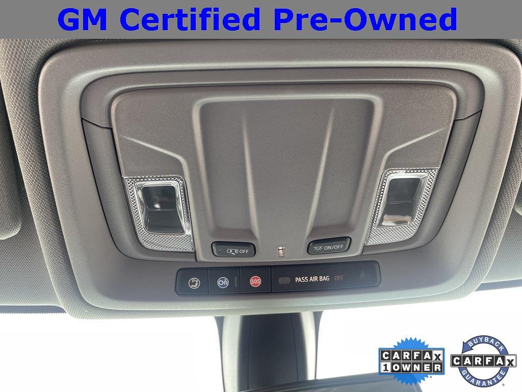 2021 GMC Sierra 1500 Crew Cab 4x4, Pickup #323499A - photo 21