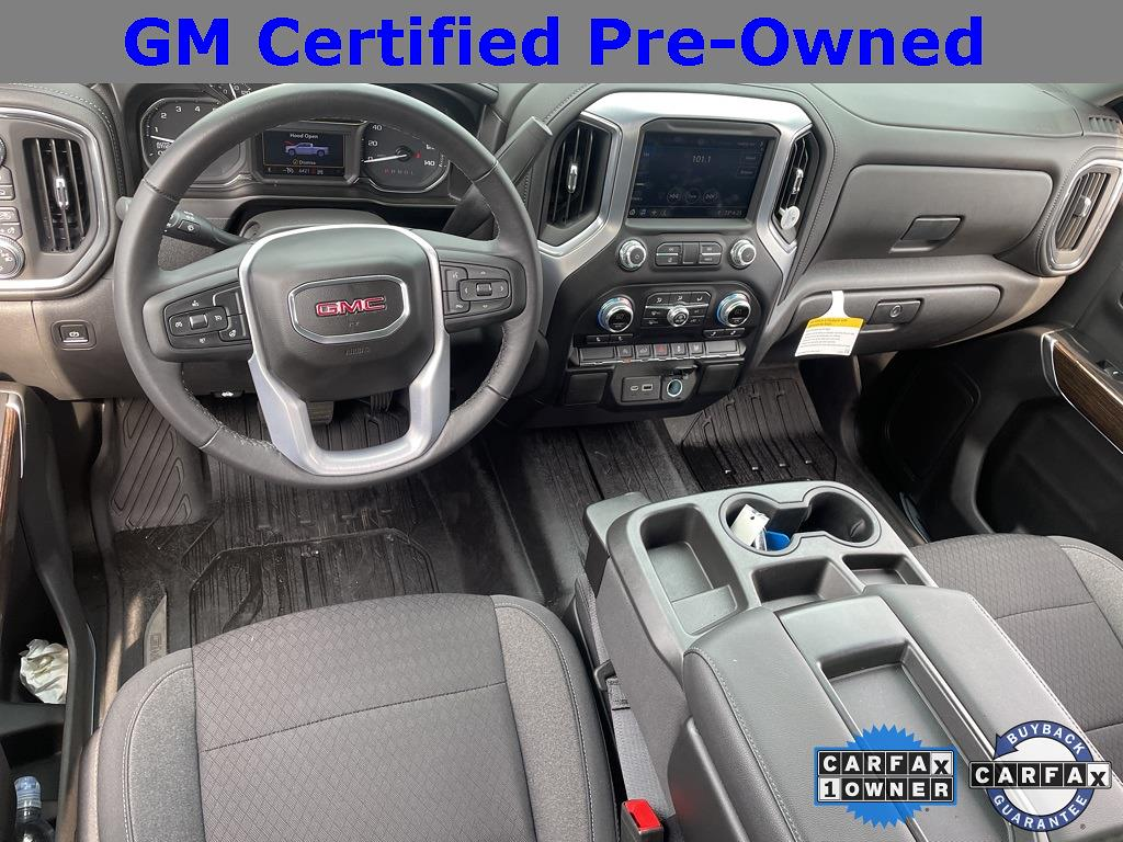 2021 GMC Sierra 1500 Crew Cab 4x4, Pickup #323499A - photo 41