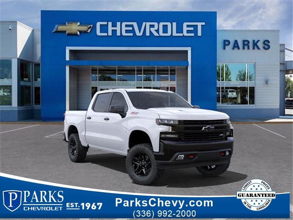 2021 Chevrolet Silverado 1500 Crew Cab 4x4, Pickup #324540 - photo 1