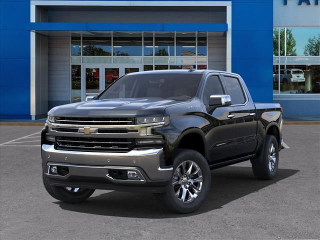 2021 Chevrolet Silverado 1500 Crew Cab 4x4, Pickup #325024 - photo 6