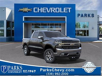2021 Chevrolet Silverado 1500 Crew Cab 4x4, Pickup #325024 - photo 1