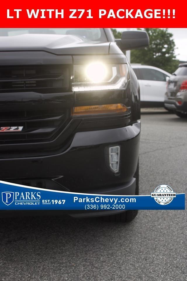 2018 Chevrolet Silverado 1500 Crew Cab 4x4, Pickup #326801A - photo 14