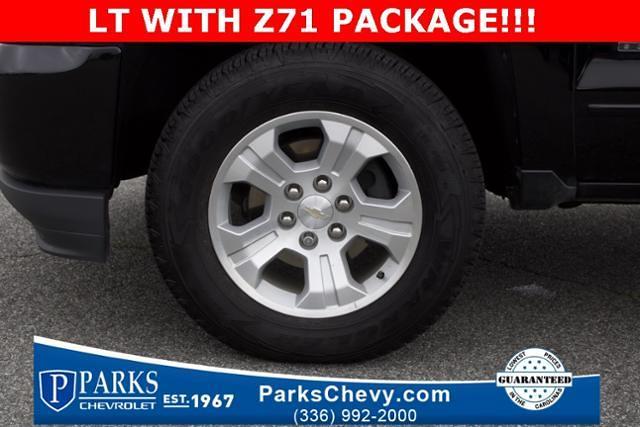 2018 Chevrolet Silverado 1500 Crew Cab 4x4, Pickup #326801A - photo 15