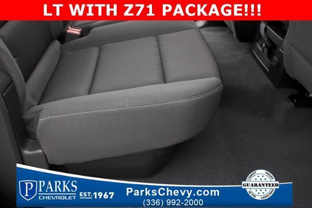 2018 Chevrolet Silverado 1500 Crew Cab 4x4, Pickup #326801A - photo 37