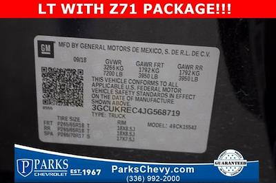 2018 Chevrolet Silverado 1500 Crew Cab 4x4, Pickup #326801A - photo 27