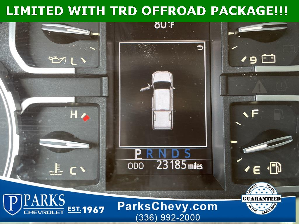 2019 Toyota Tundra Crew Cab 4x4, Pickup #328469A - photo 12