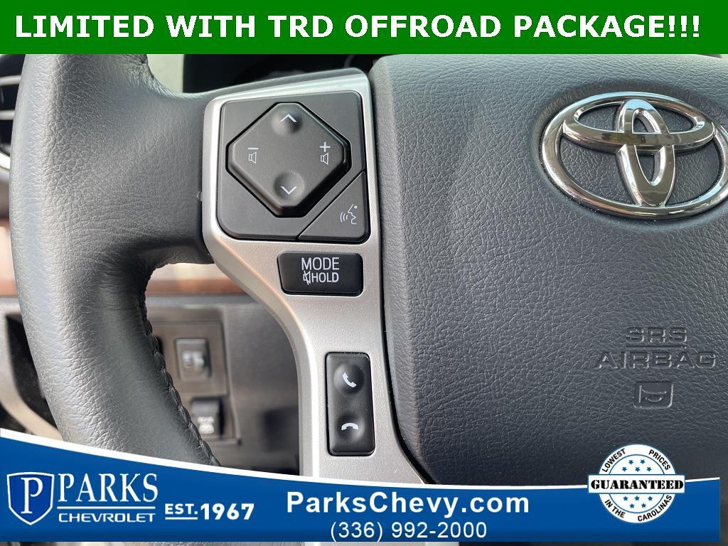 2019 Toyota Tundra Crew Cab 4x4, Pickup #328469A - photo 14