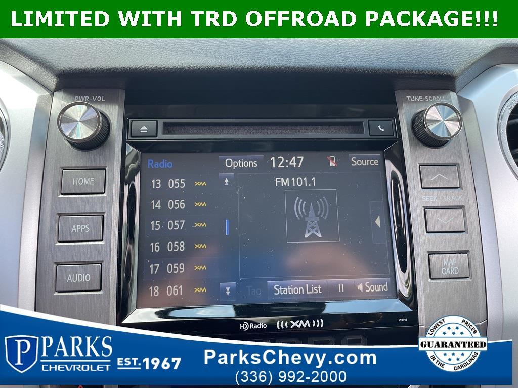 2019 Toyota Tundra Crew Cab 4x4, Pickup #328469A - photo 17