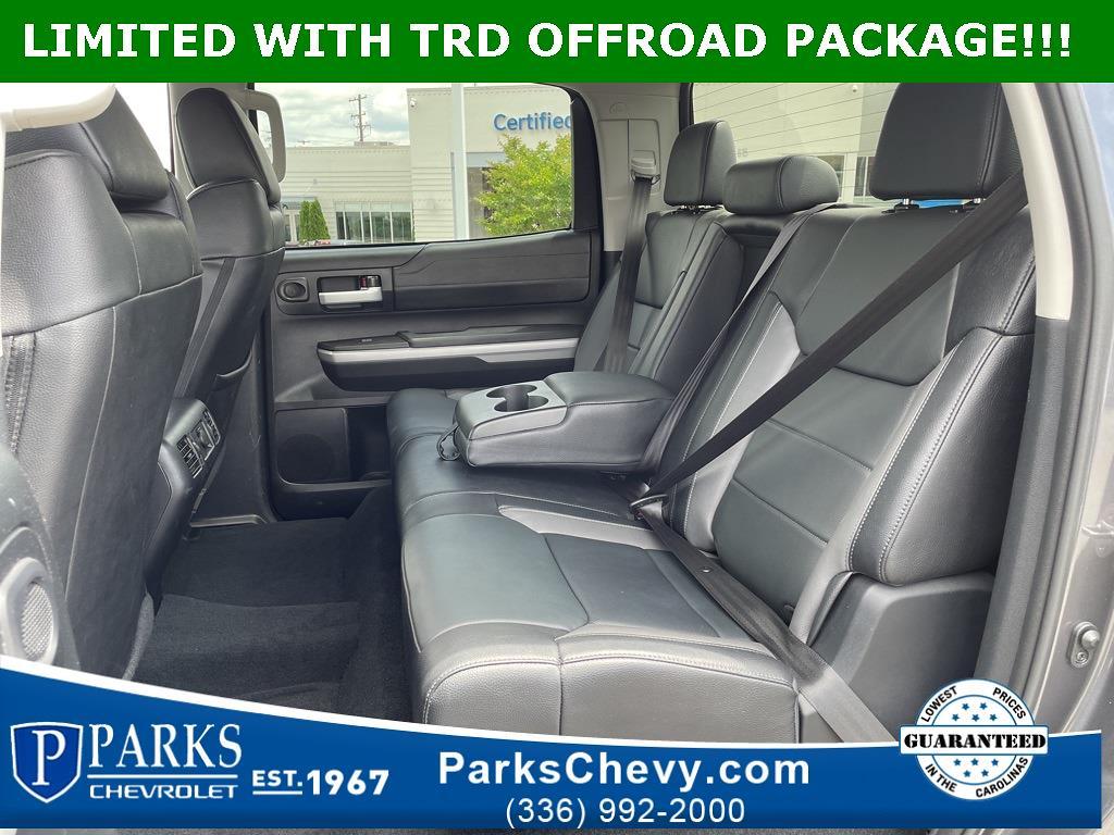 2019 Toyota Tundra Crew Cab 4x4, Pickup #328469A - photo 32