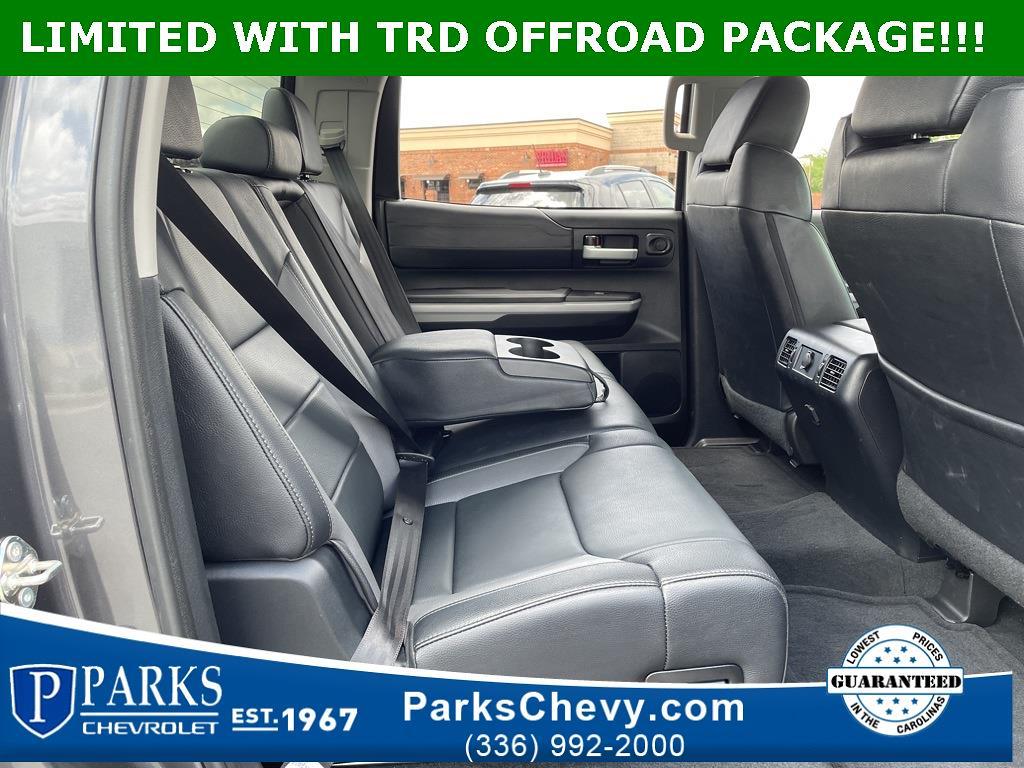 2019 Toyota Tundra Crew Cab 4x4, Pickup #328469A - photo 34