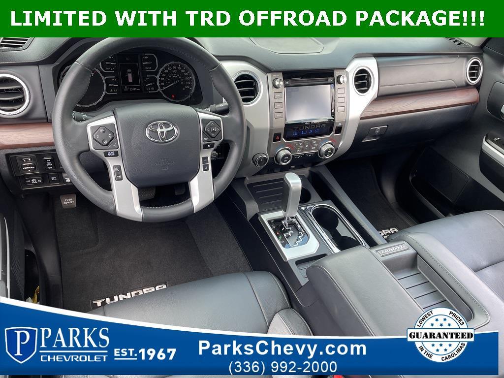 2019 Toyota Tundra Crew Cab 4x4, Pickup #328469A - photo 43