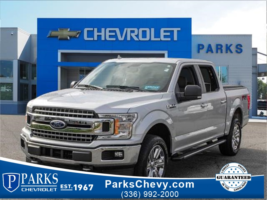 2018 Ford F-150 SuperCrew Cab 4x4, Pickup #333645A - photo 1