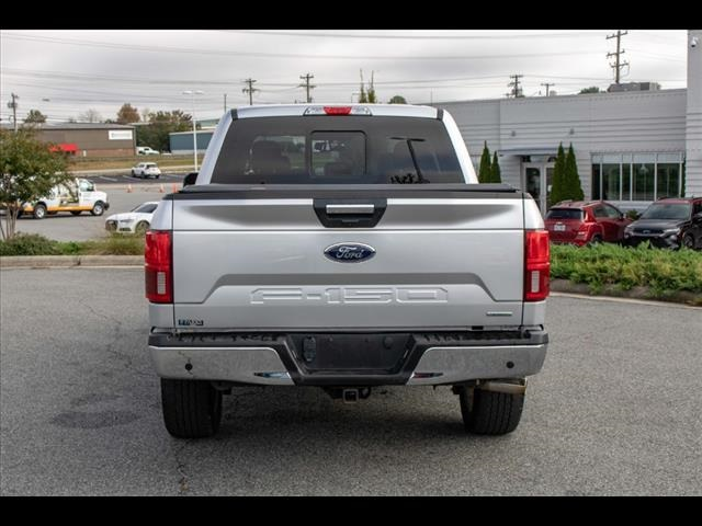 2018 Ford F-150 SuperCrew Cab 4x4, Pickup #333645A - photo 15