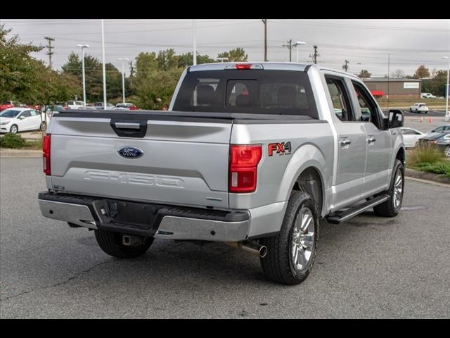 2018 Ford F-150 SuperCrew Cab 4x4, Pickup #333645A - photo 16