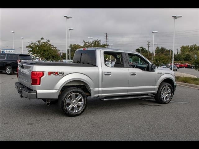 2018 Ford F-150 SuperCrew Cab 4x4, Pickup #333645A - photo 17