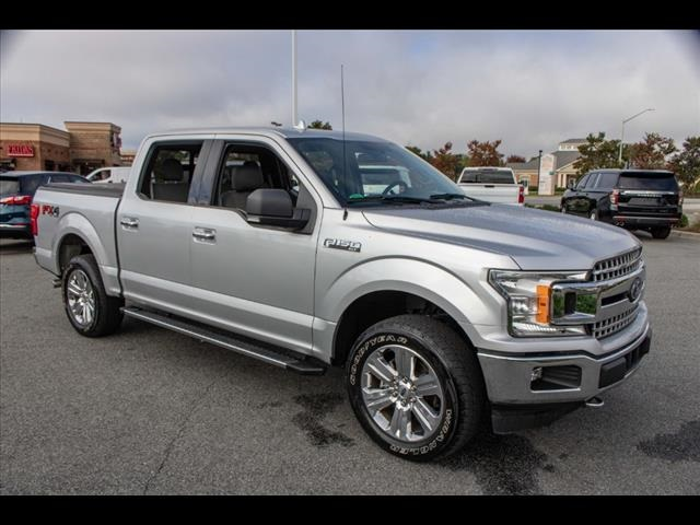 2018 Ford F-150 SuperCrew Cab 4x4, Pickup #333645A - photo 19