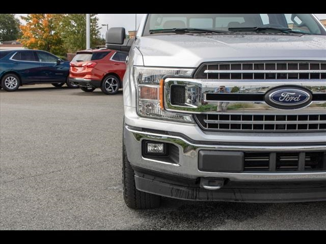 2018 Ford F-150 SuperCrew Cab 4x4, Pickup #333645A - photo 21