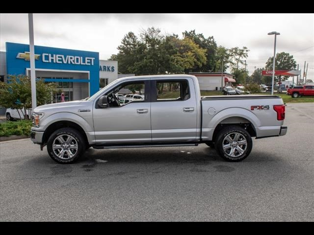 2018 Ford F-150 SuperCrew Cab 4x4, Pickup #333645A - photo 5