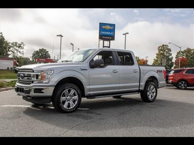 2018 Ford F-150 SuperCrew Cab 4x4, Pickup #333645A - photo 4
