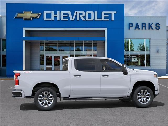 2021 Chevrolet Silverado 1500 Crew Cab 4x4, Pickup #334380 - photo 5