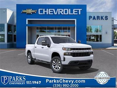 2021 Chevrolet Silverado 1500 Crew Cab 4x4, Pickup #334380 - photo 1