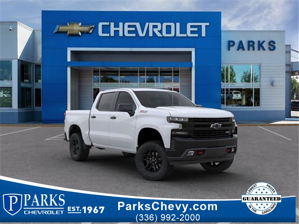 2020 Chevrolet Silverado 1500 Crew Cab 4x4, Pickup #355658 - photo 1