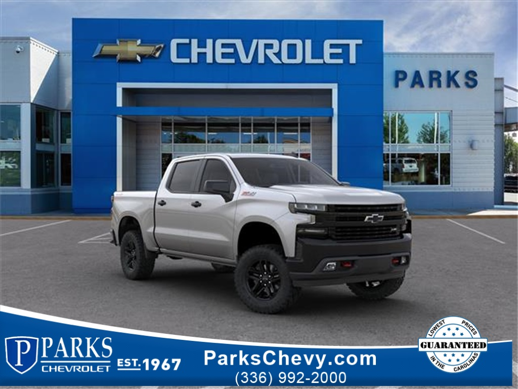 2020 Chevrolet Silverado 1500 Crew Cab 4x4, Pickup #361094 - photo 1