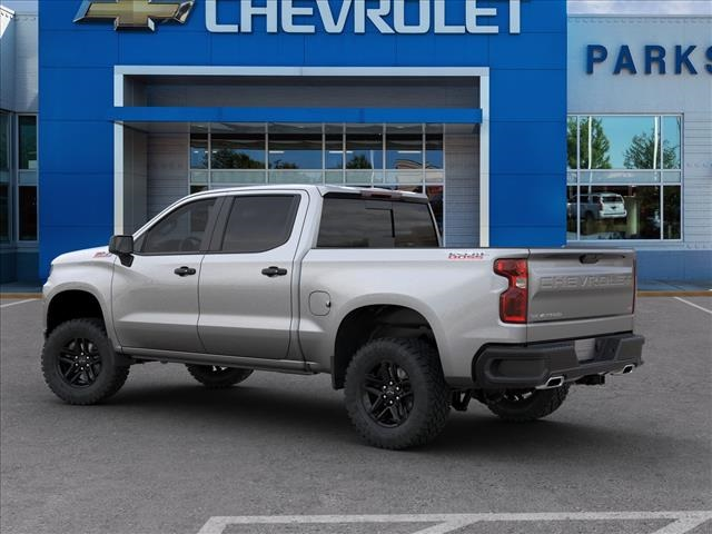 2020 Chevrolet Silverado 1500 Crew Cab 4x4, Pickup #361094 - photo 4