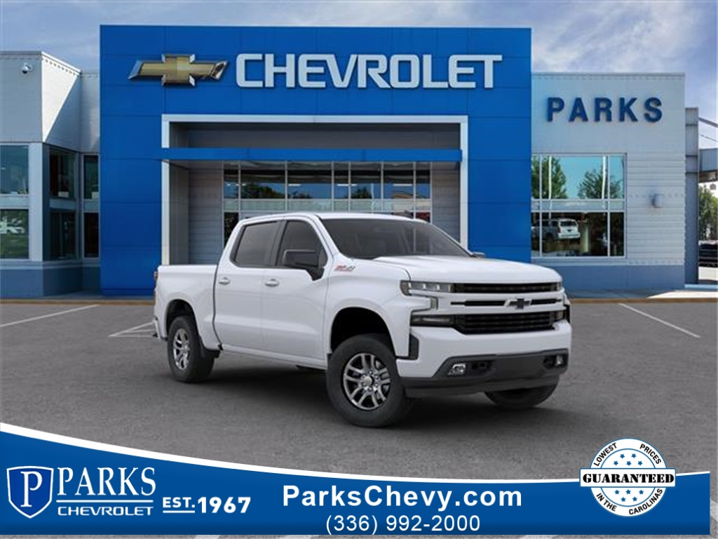 2020 Chevrolet Silverado 1500 Crew Cab 4x4, Pickup #366361 - photo 1