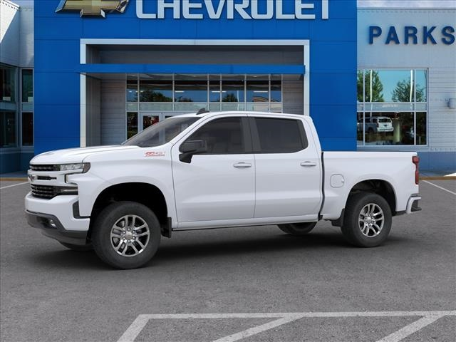 2020 Chevrolet Silverado 1500 Crew Cab 4x4, Pickup #366361 - photo 3