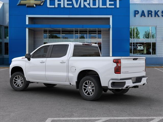2020 Chevrolet Silverado 1500 Crew Cab 4x4, Pickup #366361 - photo 4
