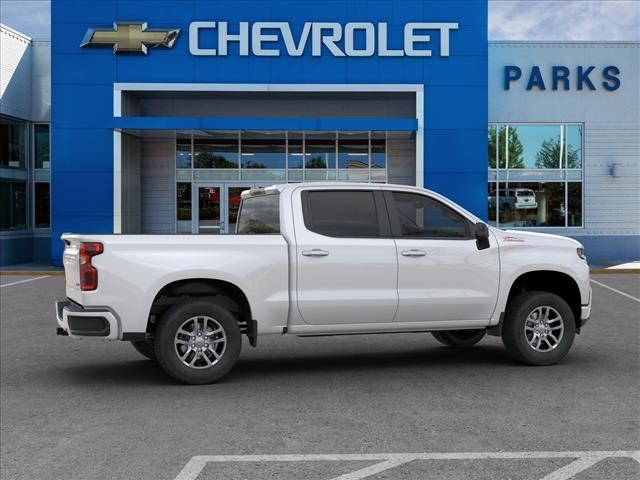 2020 Chevrolet Silverado 1500 Crew Cab 4x4, Pickup #369345 - photo 5