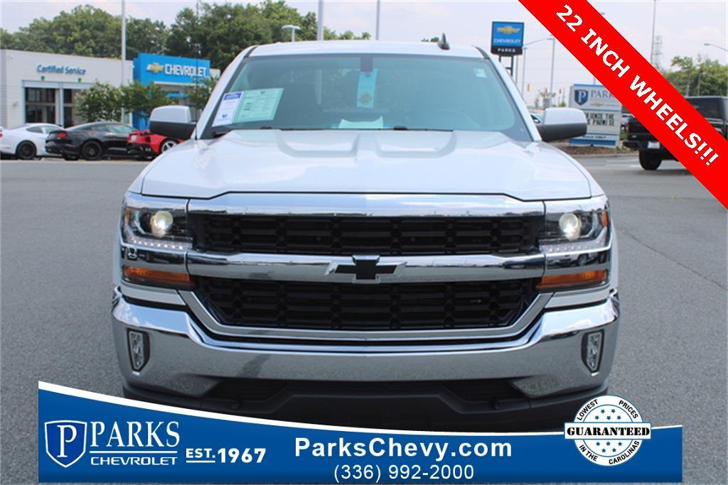 2018 Chevrolet Silverado 1500 Crew Cab 4x2, Pickup #376283A - photo 8