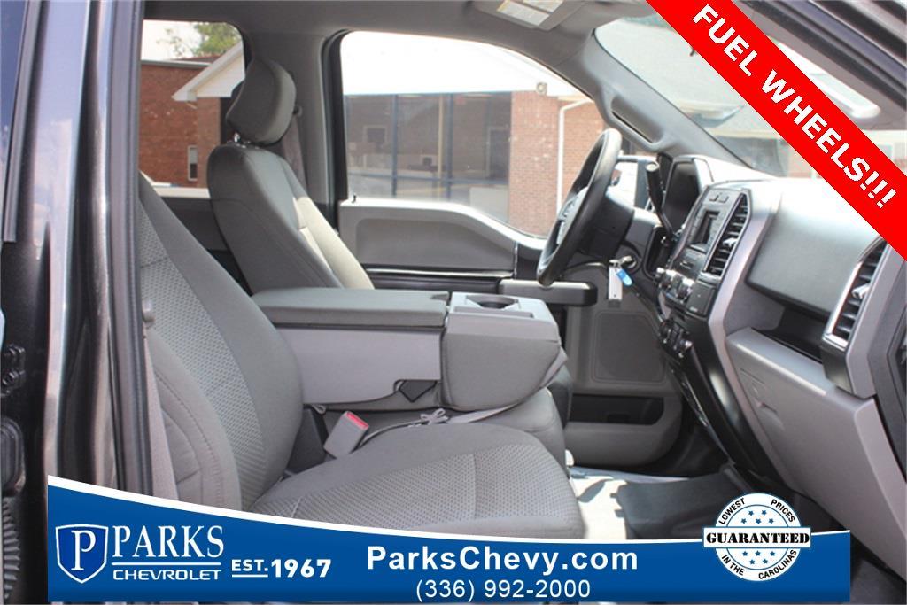 2016 F-150 SuperCrew Cab 4x4,  Pickup #379475B - photo 11