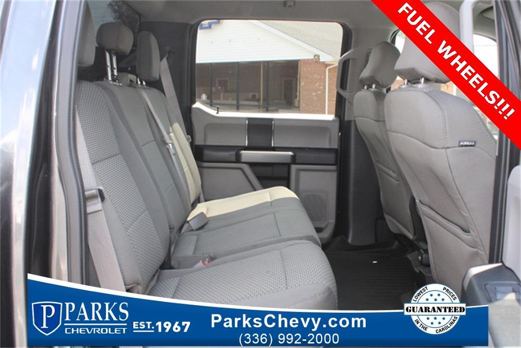 2016 F-150 SuperCrew Cab 4x4,  Pickup #379475B - photo 14
