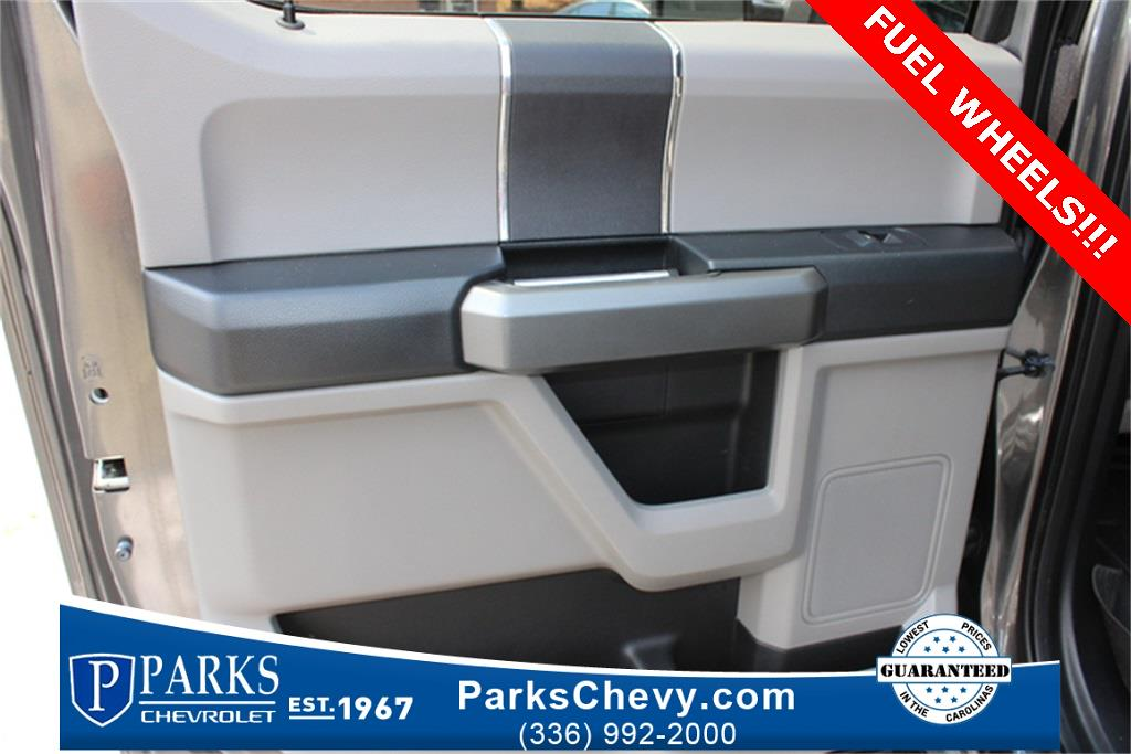 2016 F-150 SuperCrew Cab 4x4,  Pickup #379475B - photo 17