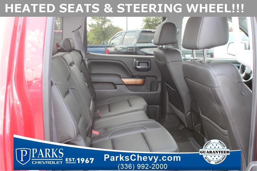 2016 Chevrolet Silverado 1500 Crew Cab 4x4, Pickup #386316B - photo 13