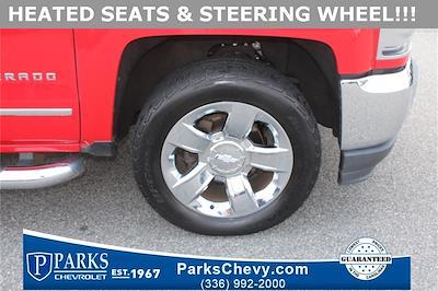 2016 Chevrolet Silverado 1500 Crew Cab 4x4, Pickup #386316B - photo 9