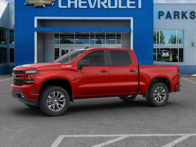 2020 Chevrolet Silverado 1500 Crew Cab 4x4, Pickup #434613 - photo 3