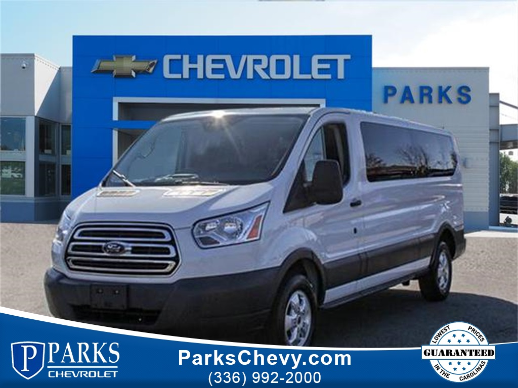 2018 Transit 350 Low Roof 4x2, Passenger Wagon #9K4032 - photo 1