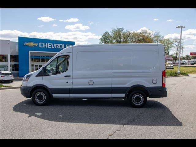2016 Transit 350 Med Roof 4x2, Upfitted Cargo Van #4S2503 - photo 6