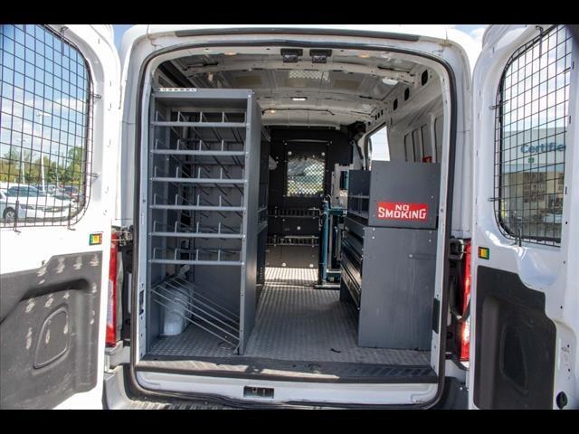 2016 Transit 350 Med Roof 4x2, Upfitted Cargo Van #4S2503 - photo 2