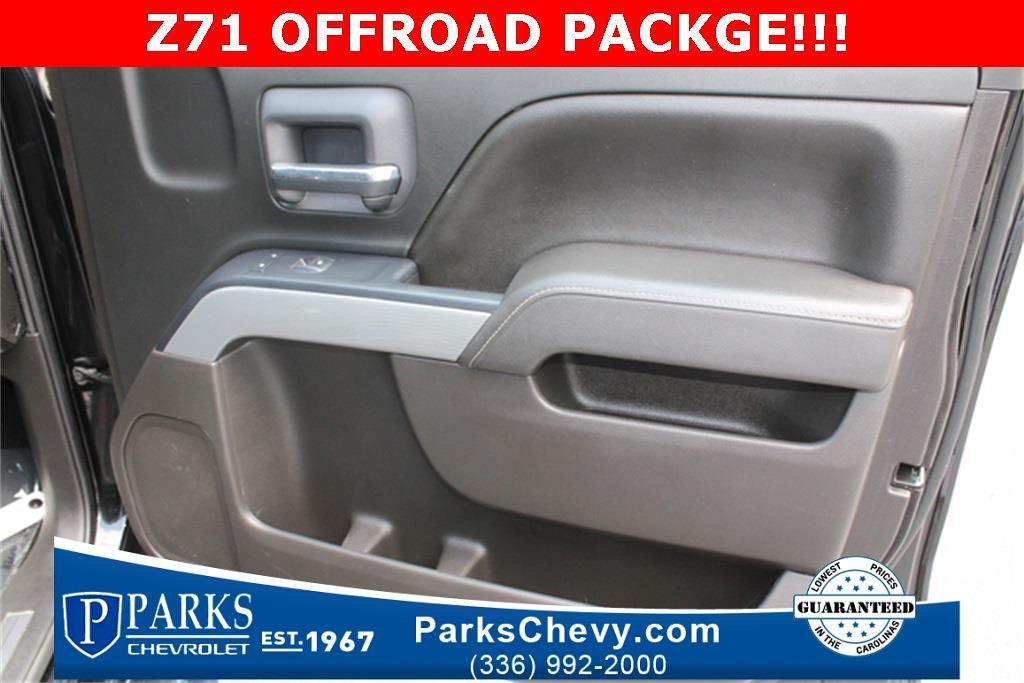 2017 Silverado 1500 Double Cab 4x4, Pickup #4S2608 - photo 12