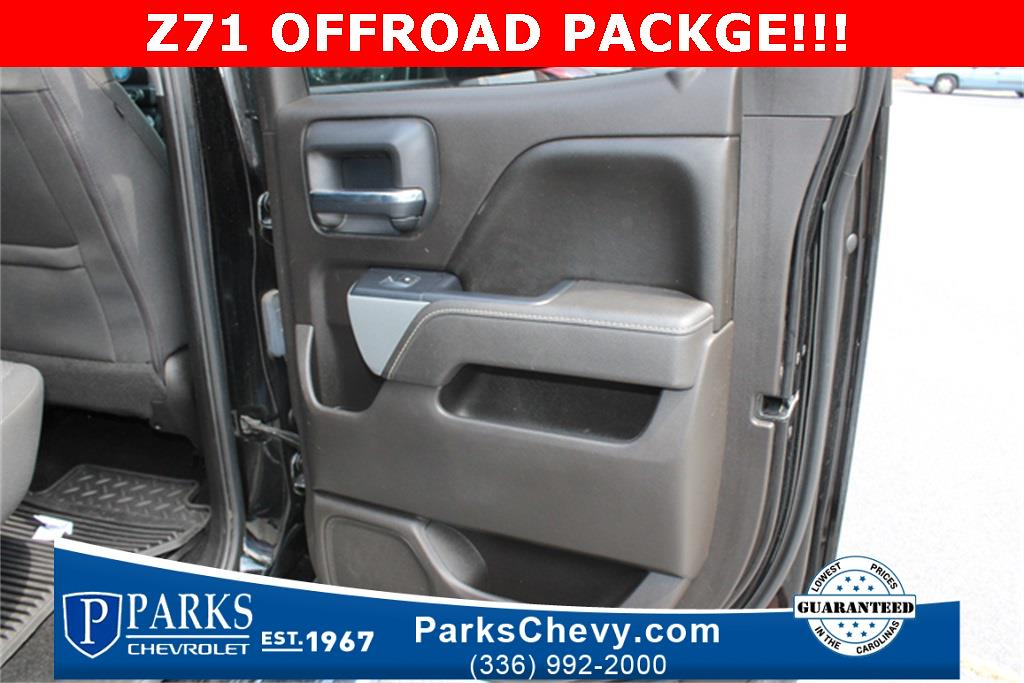 2017 Silverado 1500 Double Cab 4x4,  Pickup #FK0870A - photo 14